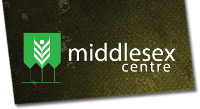 Township of Middlesex Center